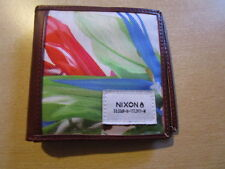 Nixon Blur Big Bill Wallet-Paradise monedero nuevo