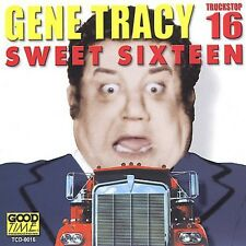 Gene Tracy - Sweet Sixteen 16 [New CD]
