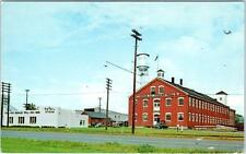 SALEM, Oregon  OR    THOMAS KAY WOOLEN MILL  ca 1950s    Postcard