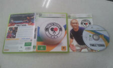 Table Tennis Xbox 360 Game PAL