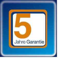 Garantieverlängerung auf 5 Jahre für Neff Spülmaschinen