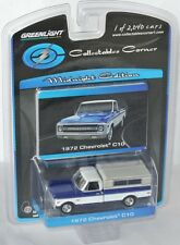 Greenlight Midnight Edition - 1972 CHEVROLET C10 CAMPER  - 1:64 lim.