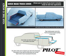 Bully Quick Mask Truck Bed Liner Paint Cover Fits 6 - 8 Feet Beds - US SELLER