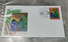 French Polynesia Chinese Zodiac Lunar New Year Stamp FDC 2008 Rat Mouse 鼠年首日封