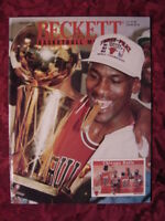 BECKETT Basketball Monthly Magazine September 1993 MICHAEL JORDAN