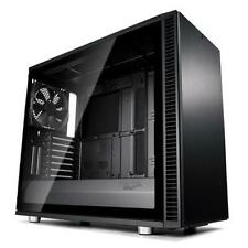 Fractal Design Black ATX Mid Computer Cases