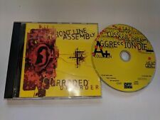 * MUSIC CD ALBUM * FRONT LINE ASSEMBLY - CORRODED DISORDER *