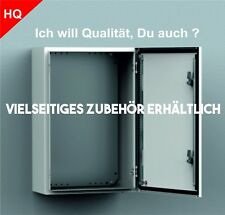 Eldon Schaltschrank Metallschrank Industriestandard (hxbxt) 400x300x210 Mm