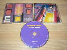 BARREN CROSS CD - ATOMIC ARENA / REST 73777 PRESS in MINT