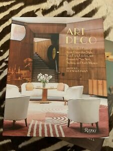 Art Deco Buch Rizzili Arnold Schwartzman