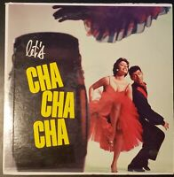 "TITO MORANO and ORCHESTRA ""Let's Cha Cha Cha"" Vinyl Record Mambo Latin Jazz (LP)"