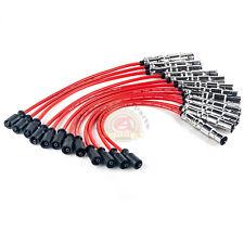 Spark Plug Ignition Wire Set for Mercedes Benz C-Class E-Class ML SLK 320 350