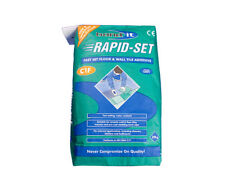 Cheap Rapid Set Grey Adhesive - Fast Set Floor and Wall Tile Adhesive 20KG Bag