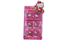 Hello Kitty Stamps and Pad 5 Piece Set Girls Hello Kitty School Stamps, HK20