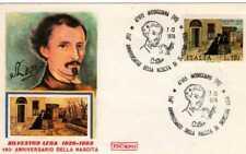 MODIGLIANA (FO) FDC 150° ANNIVERSARIO DELLA NASCITA DI SILVESTRO LEGA 7.12.1976