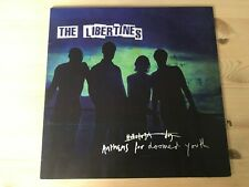 The Libertines Anthems for the doomed youth vinyl indi album