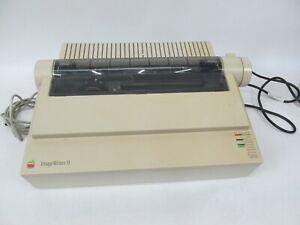 Vintage Apple Image Writer II Printer