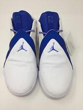Nwob Nike Jordan Ultra Fly 3 White/Blue Ar0045-141 Sz 9 (1R13)