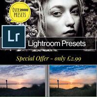 2222 Photo Presets for Lightroom | 2K Pro Presets .LRtemplate Files Format | P2