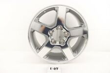 """OEM ALLOY WHEEL 20"""" USED TOYOTA SEQUOIA 09-17 TUNDRA rock chip scuff CHARCOAL"""