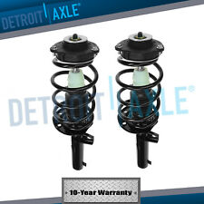 2 Front Struts w/ Coil Spring for 2005 2006 2007 2008 2009-2017 Volkswagen Jetta