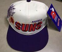 VTG YOUTH Sports Specialties Snapback Hat Phoenix Suns 90s NBA Cap Shadow