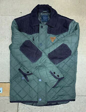 EDC by Esprit Men's Green Padded Jacket Size M