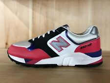 VINTAGE NEW BALANCE 850 WHITE PINK BLACK RUNNING MENS SIZE 8  M850FBW