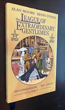 League Of Extraordinary Gentlemen Volume 1 Hardcover - Alan Moore - Oop Hc