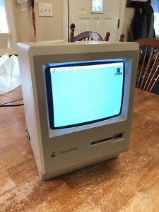 1989 Apple Macintosh Plus Mac 1MB M0001A Personal Computer
