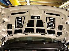 Genuine in Fibra di Carbonio Focus RS mk2 PIASTRE COFANO