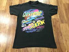 Medium - Vtg 1991 Chevy 4x4 Truck Single Stitch 90s Cotton T-shirt