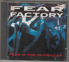 FEAR FACTORY - fear is the mindkiller CD