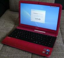 "Sony VAIO VPCEA pink★Intel Core i3 2x2,4Ghz★14""★4GB★Blutooth★ATI"