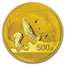 2016 China 30 gram Gold Panda BU (Sealed) - SKU #92372