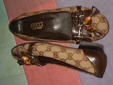 Zapatos marrones con logo no podemos la marca no son autenticos? nº38 ver fotos