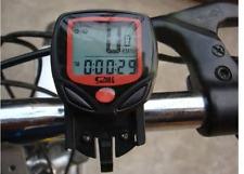 ☆ Etanche LCD Digital Compteur Vitesse  ordinateur de Vélo  15 fonctions     ☆
