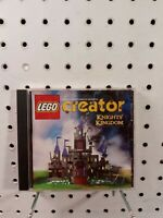 Lego Creator Knights Kingdom Retro Windows PC CDROM Game