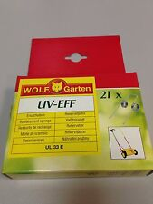 UV-EFF 3620095 WOLF-garten MTD Replacement Springs Cpl. 21 pcs aerator UL 33 E