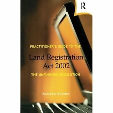 Practitioner's Guide to the Land Registration Act 2002-ExLibrary