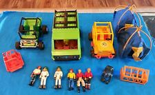 Vintage 1977 Fisher Price Adventure People Lot