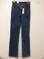 Womens Jeans Size 0 Long Slim Stretch Blue Five Pockets Cruel Girl 199
