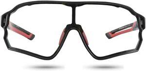 RockBros Photochromic Sunglasses for Men Cycling Sunglasses Sports Glasses UK