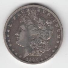 1885-O MORGAN SILVER DOLLAR CIRCULATED #16
