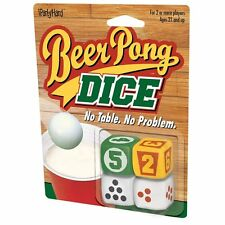 BEER PONG - DICE GAME - BRAND NEW - DRINKING PARTY 00880