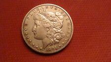 1901-S Morgan Silver Dollar (ref#3)