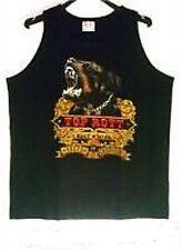 Rottweiler Shirt Tanktop Pit Bull Top Rott Weiler