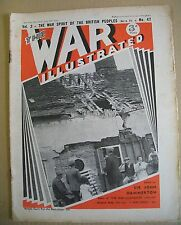 The War Illustrated Magazine. Vol. 3. No. 47. July 26th, 1940. John Hammerton.