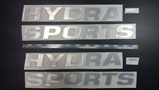 """HYDRA-SPORTS boat Emblem 45"""" + FREE FAST delivery DHL express"""