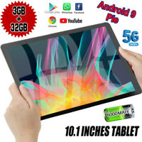 "VANKYO 5G WiFi 10.1""  Android 9.0 Google Tablet PC Quad-Core 3+32GB Dual Camera"